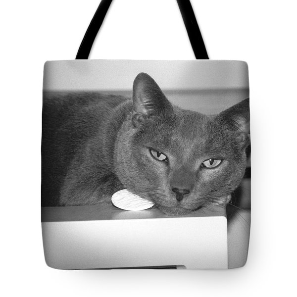 Bedroom Eyes Tote Bag