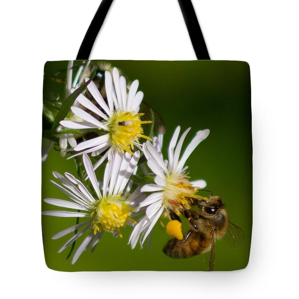Bee Harvest Tote Bag