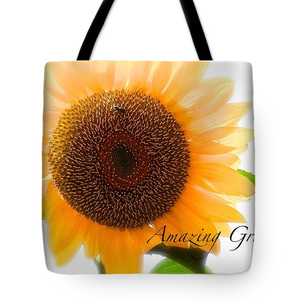 Bee Still Tote Bag