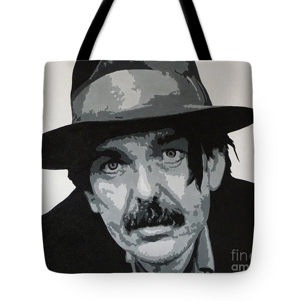 Beefheart Tote Bag by ID Goodall