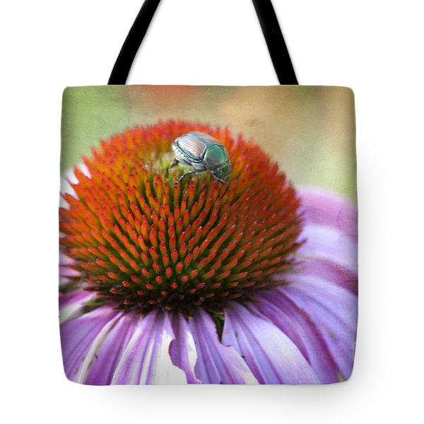 Beetle Bug Tote Bag