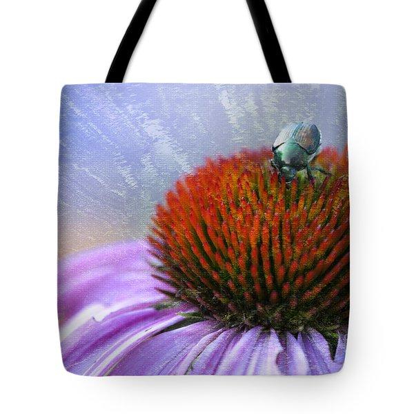 Beetlemania Tote Bag