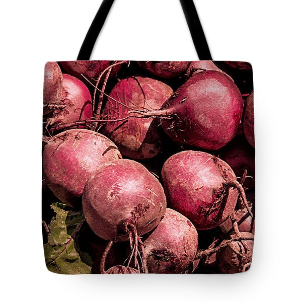 Beets - Earthy Wonders Tote Bag