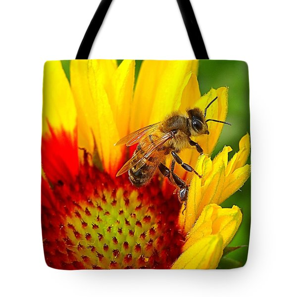 Beezy Bee Tote Bag