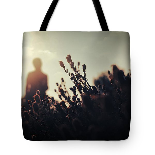 Before Love II Tote Bag by Taylan Apukovska