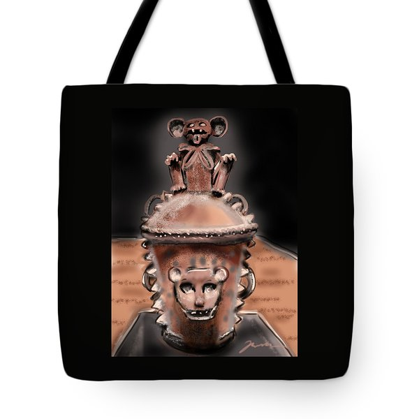 Before Mickey Tote Bag by Jean Pacheco Ravinski