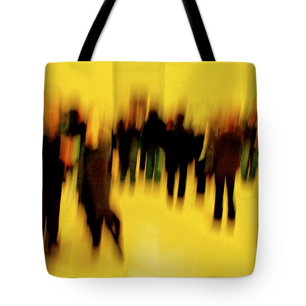 Tote Bag featuring the photograph Before Mona Lisa by Danica Radman