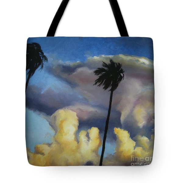 Before Sunset Tote Bag by Jindra Noewi