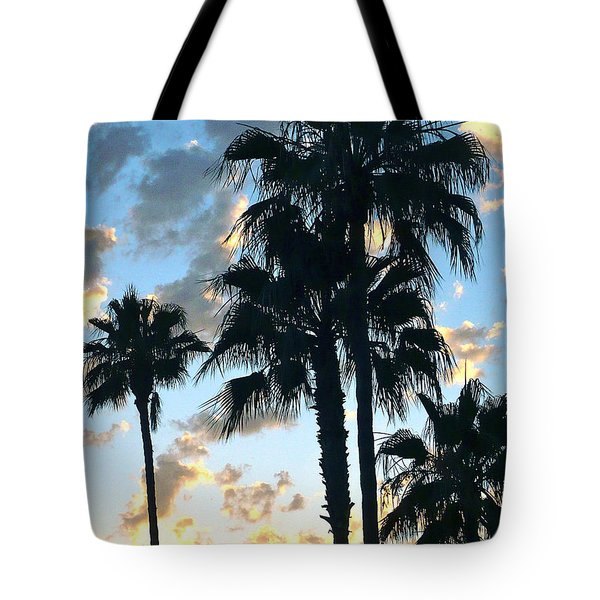 Before The Dusk Tote Bag