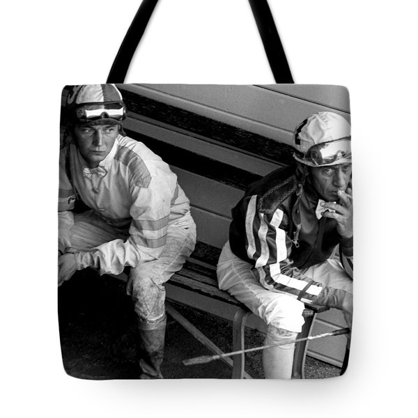 Before The Race Tote Bag