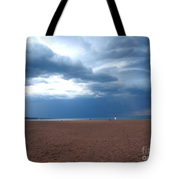 Before The Storm Tote Bag by Susan  Dimitrakopoulos
