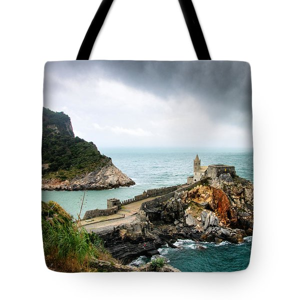 Before The Storm Tote Bag by William Beuther