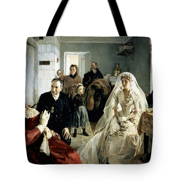 Before The Wedding Tote Bag