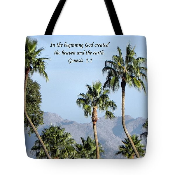 Tote Bag featuring the photograph Beginning by Deb Halloran