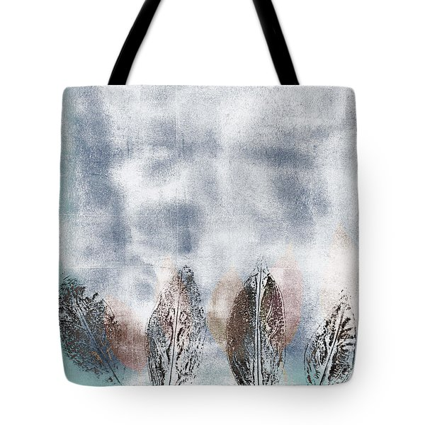 Beginning Of Winter Tote Bag