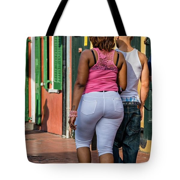 Behind Every Man... Tote Bag by Steve Harrington