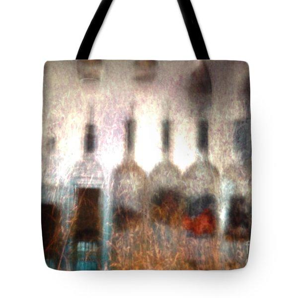 Behind The Bar Tote Bag
