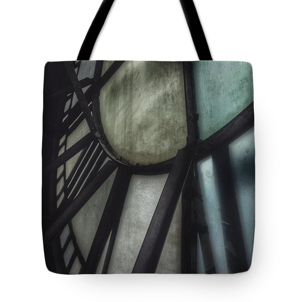 Behind The Clock - Emerson Bromo-seltzer Tower Tote Bag