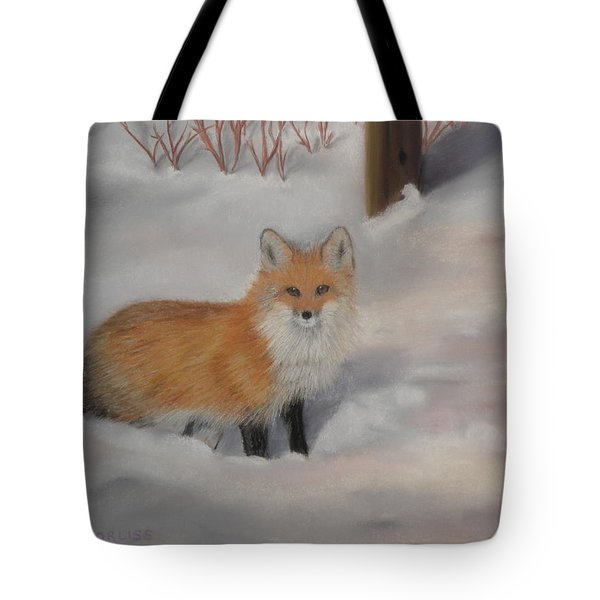 Behind The Stables Tote Bag