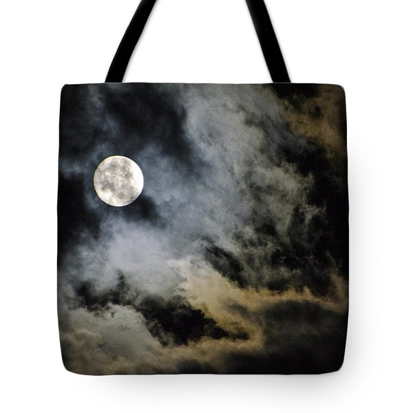 Behind The Veil Tote Bag