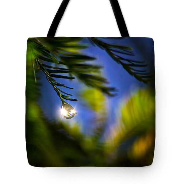 Bejeweled Tote Bag by Mark Andrew Thomas