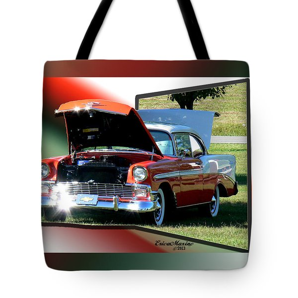 Bel Air 1950s-featured In Manufactured Items Group Tote Bag