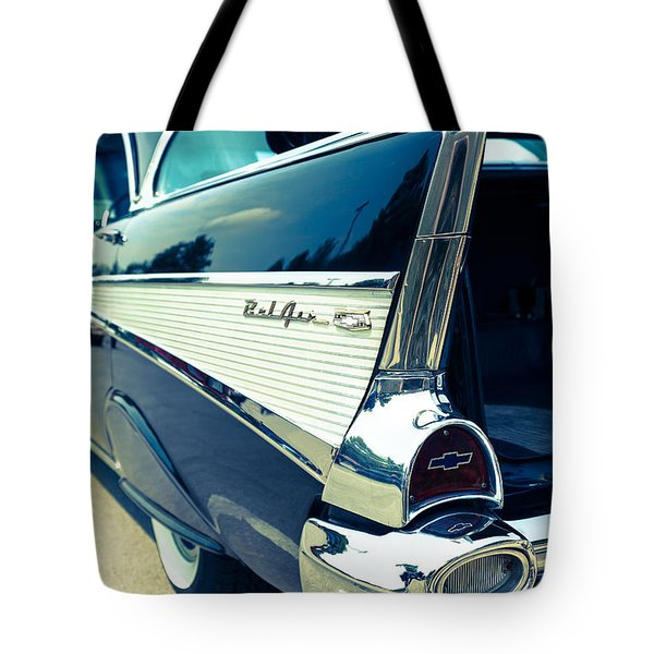 Bel Airtail Fin Tote Bag