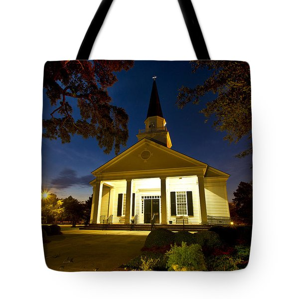 Belin Memorial Umc After Dark Tote Bag