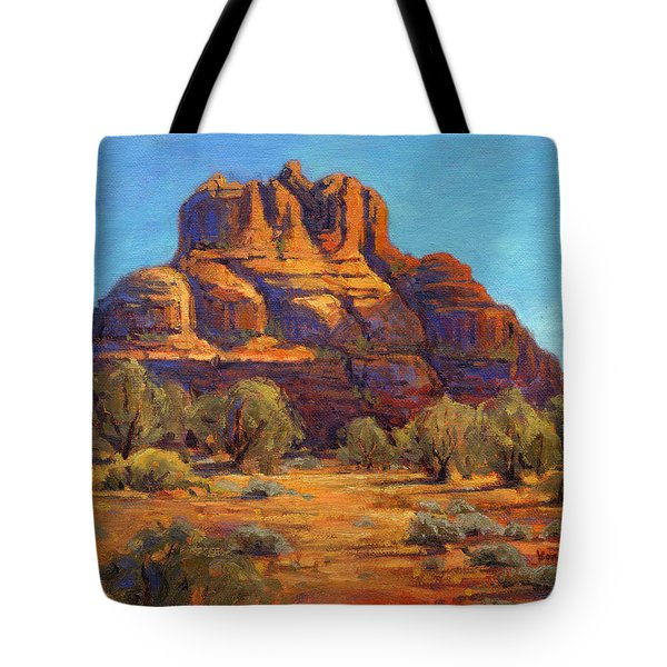 Bell Rock, Sedona Arizona Tote Bag