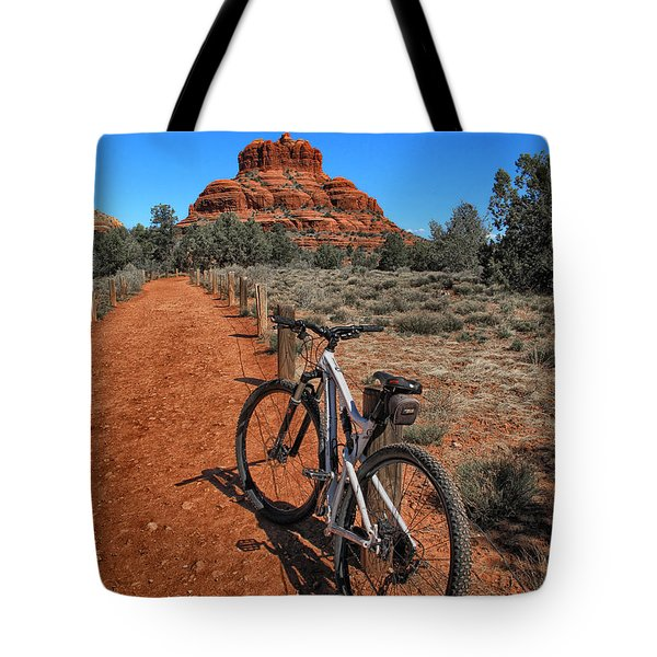 Bell Rock Trail Tote Bag