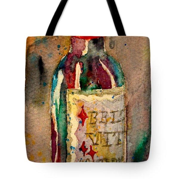 Bella Vita Tote Bag by Beverley Harper Tinsley