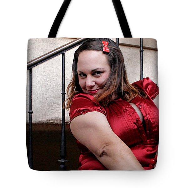 Belladonna Divine 1-5 Tote Bag by David Miller