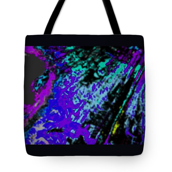 Tote Bag featuring the photograph Belle Face by Gigi Dequanne