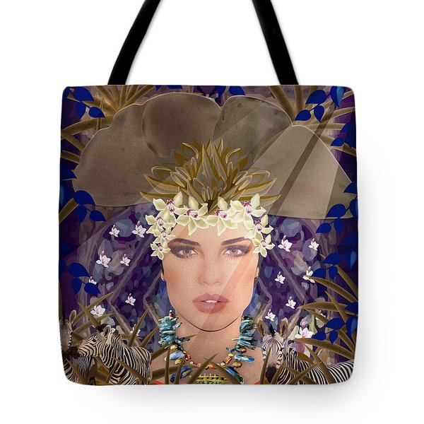 Belleza Terrosa  Tote Bag