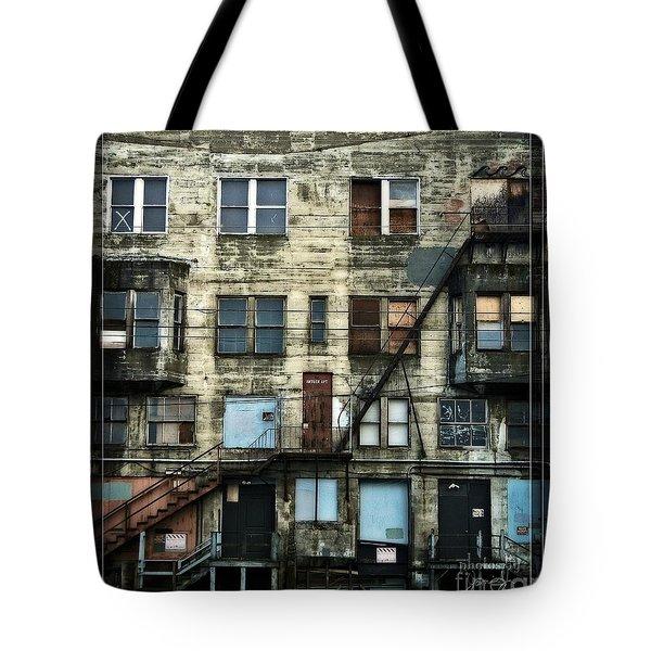 Bellingham Architecture Tote Bag