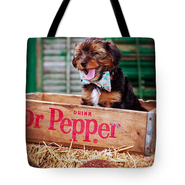Belly Laugh Tote Bag
