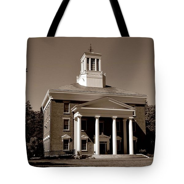 Beloit College Tote Bag by Deena Stoddard