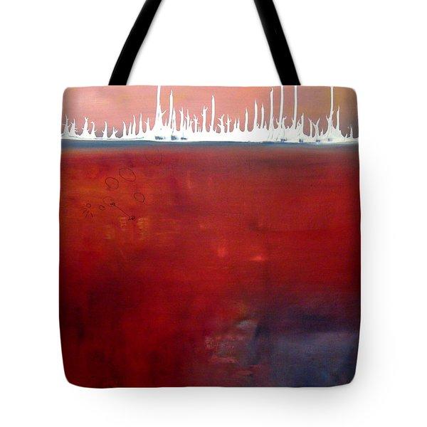 Below Tote Bag