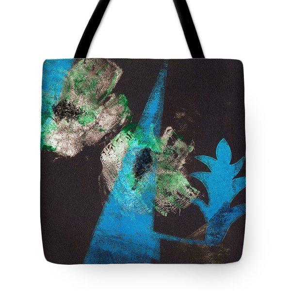 Below The Sea Tote Bag