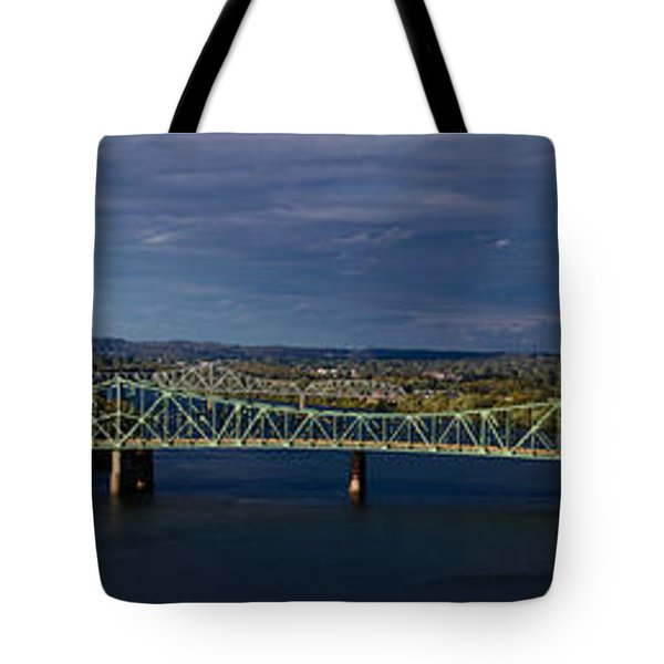 Belpre Bridge Tote Bag