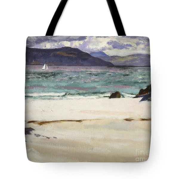 Ben Bhuie From The North End   Iona Tote Bag
