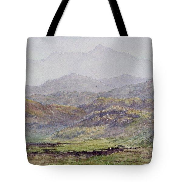 Ben Cruachan Tote Bag