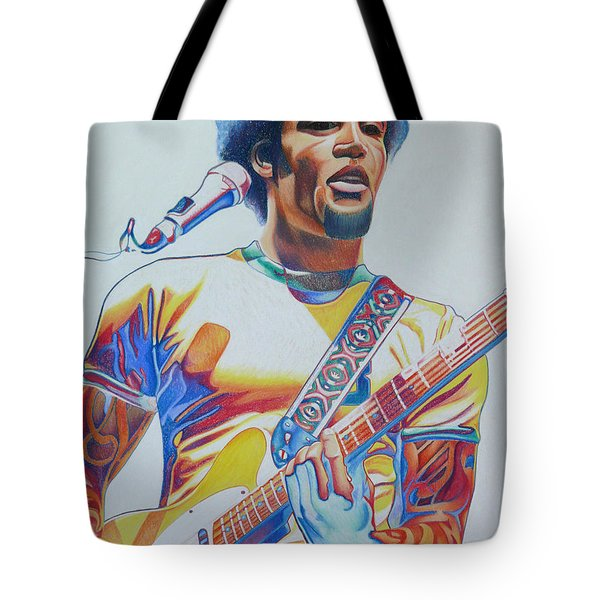 Ben Harper Tote Bag by Joshua Morton