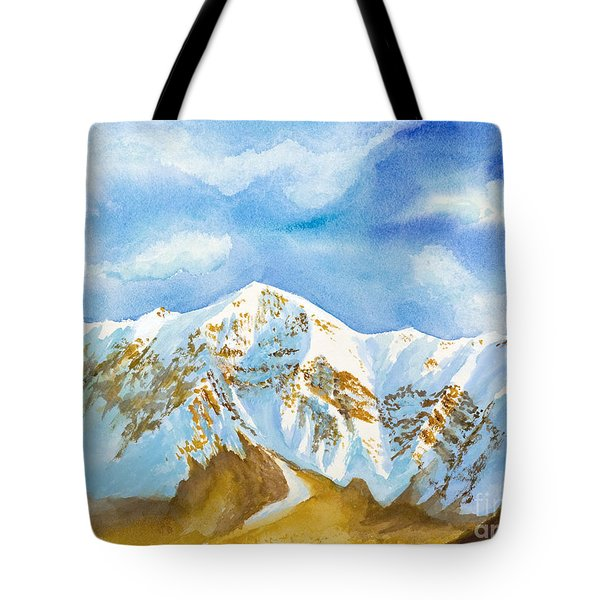 Ben Lomond Tote Bag