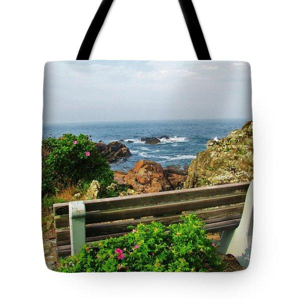 Marginal Way Tote Bag
