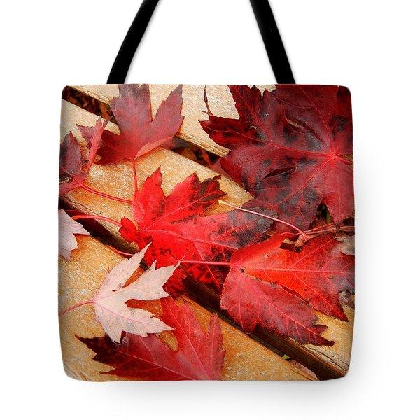 Bench Cushion Tote Bag