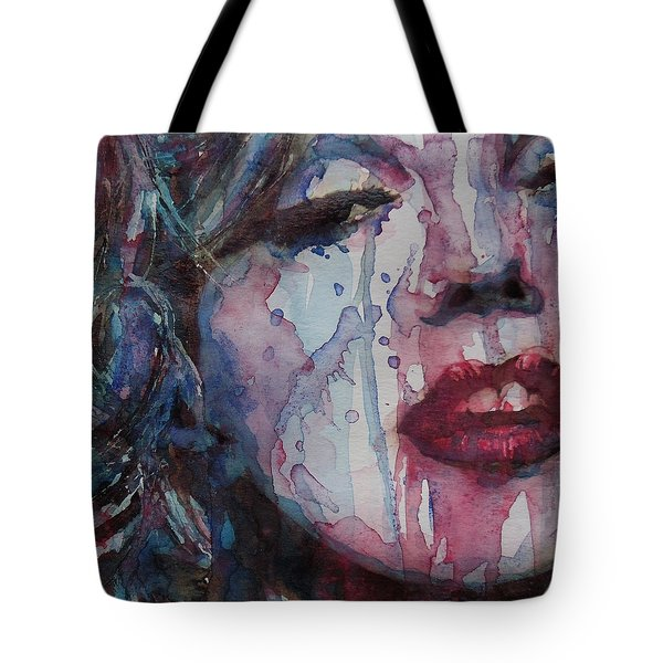 Beneath Your Beautiful Tote Bag by Paul Lovering