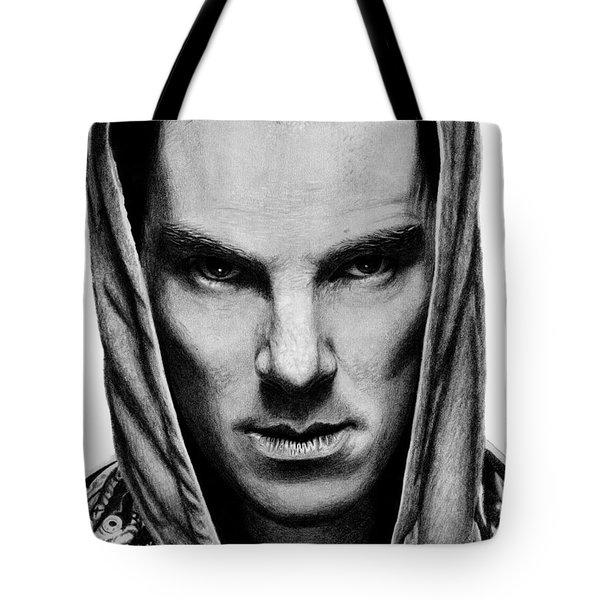 Benedict Cumberbatch Tote Bag by Kayleigh Semeniuk