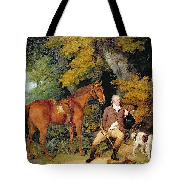 Benjamin Bond Hopkins, Before 1791 Tote Bag
