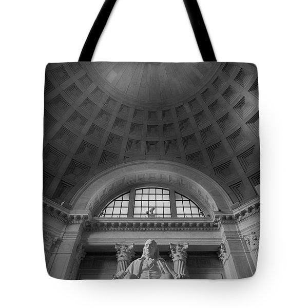 Benjamin  Tote Bag